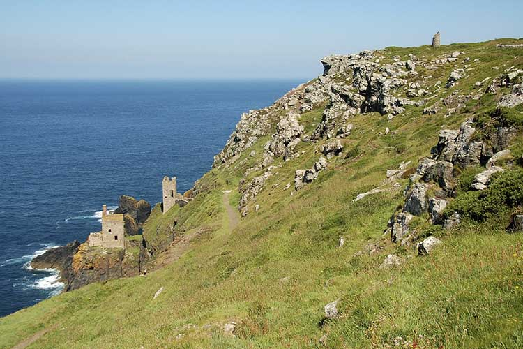[Botallack - Crowns Engine Houses #9]