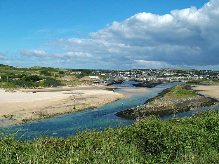[Hayle - River Mouth Beach #3]