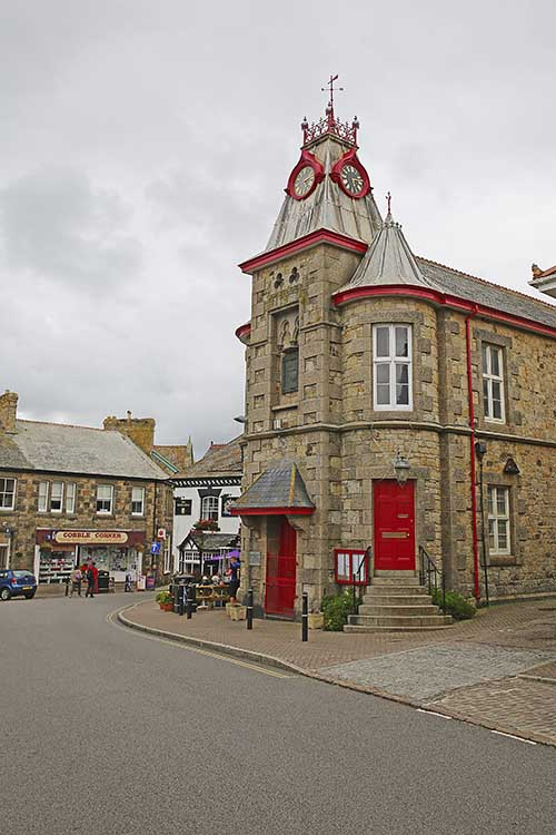 [Marazion - Town Hall and Museum]