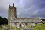 [St Levan Church]