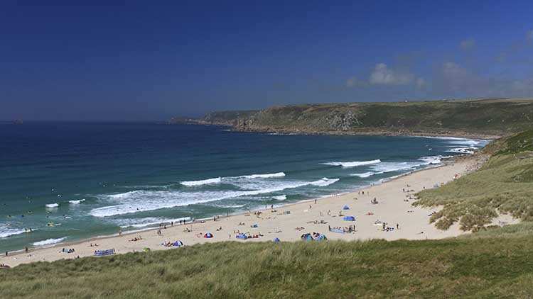 [Sennen Cove, Cornwall - Beach #4]