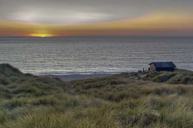 [Sennen Cove, Cornwall - Sunset]